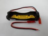 18650 保護回路付 電池ホルダー
