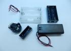 コイン型リチウム電池ホルダー